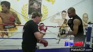 Watch and share Ward Smitty Body Jabs GIFs by mightyfighter on Gfycat