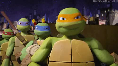 Watch and share Donatello GIFs and Tmnt 2012 GIFs on Gfycat