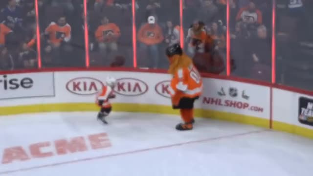 Watch Gritty causes a stir during Mites on Ice game GIF on Gfycat. Discover more GRITTY, Highlights, Love, NHL, Unreal, awesome, cool, heartwarming, highlight, hockey, kids, lovethisgame, unbelievable GIFs on Gfycat