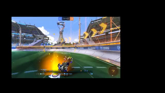 Watch and share Rocket League GIFs by damionbabineaux on Gfycat
