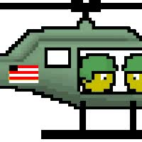 Watch and share American Military Army Helicopter animated stickers on Gfycat