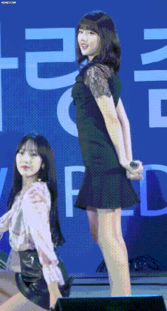 Watch and share 여자친구 예린 GIFs on Gfycat