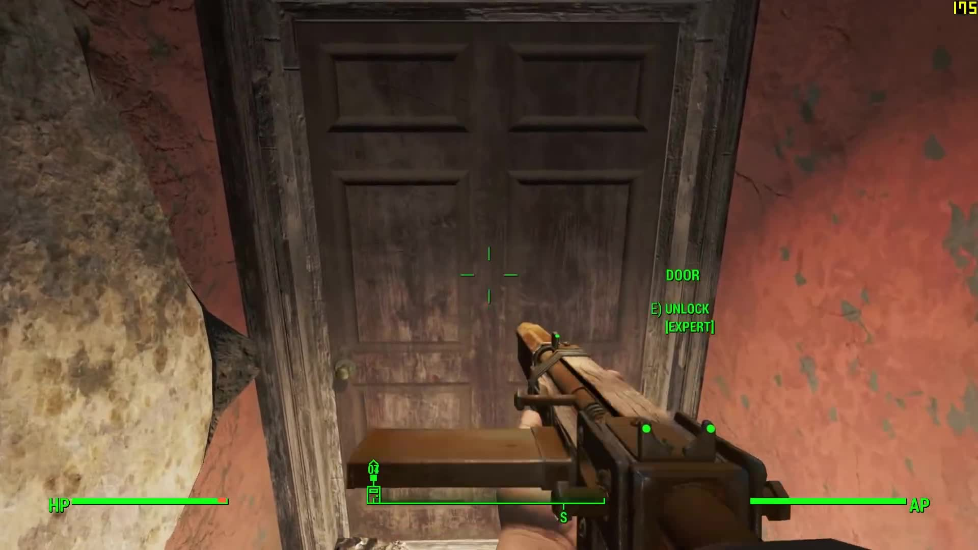 Action Role-playing Game (Video Game Genre), Fallout (Video Game Series), First-person Shooter (Media Genre), fallout 4, fps, lock picking, lockpicking, physics, Fallout 4 lock picking at 600+ fps GIFs