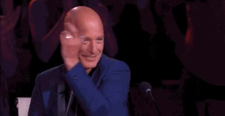 Watch this trending GIF on Gfycat. Discover more Howie Mandel GIFs on Gfycat