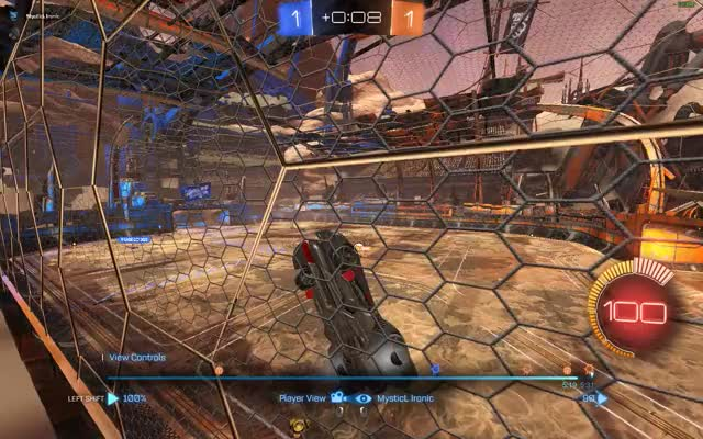 Watch and share Rocket League 03.09.2018 - 01.41.00.02 GIFs by ironic. on Gfycat