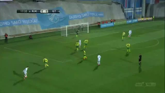 Watch Rijeka - Istra 1961, gol Tomasova GIF by @fornaxx on Gfycat. Discover more related GIFs on Gfycat