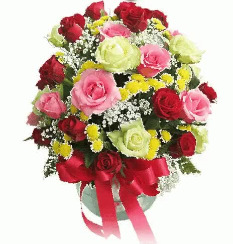 Watch and share Bouquet Flowers GIFs on Gfycat