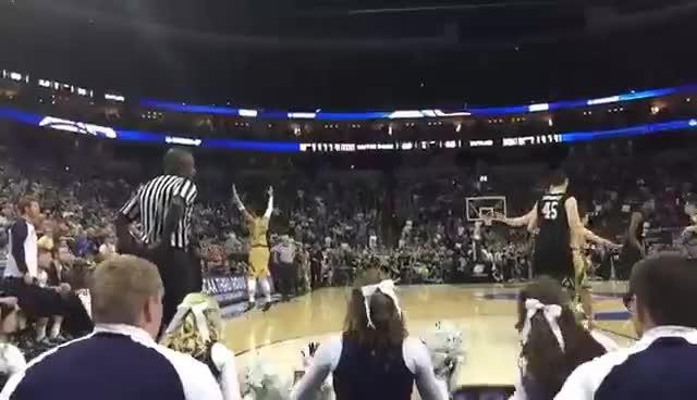 block, college basketball, ncaa basketball, Huge Block GIFs