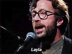 Watch and share Eric Clapton Layla GIFs on Gfycat