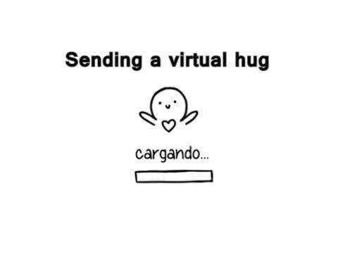 Watch and share Free Virtual Hug GIFs on Gfycat