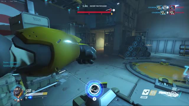 Watch and share Overwatch GIFs by lemmesmash on Gfycat
