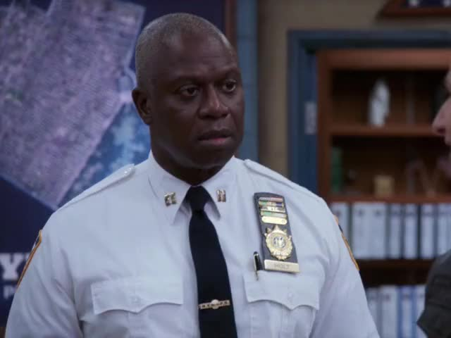 Watch this brooklyn 99 GIF by MikeyMo (@mikeymo) on Gfycat. Discover more andre braugher, brooklyn 99, brooklyn nine nine, brooklyn nine-nine, don't care, i don't care, idc GIFs on Gfycat