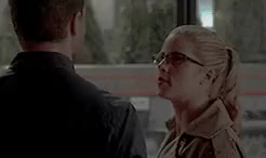 Watch and share Felicity Smoak GIFs and Oliver Queen GIFs on Gfycat