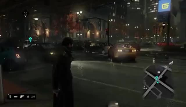 dogs, video game, watch, Watch Dogs GIFs