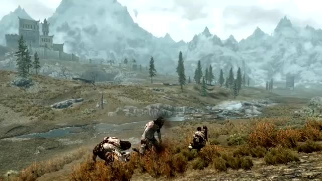 Watch and share Skyrim GIFs by v4lor on Gfycat