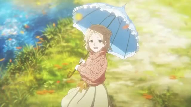 Watch and share Violet Evergarden GIFs and Anime GIFs on Gfycat