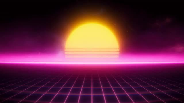 Watch Retro Wave GIF on Gfycat. Discover more related GIFs on Gfycat