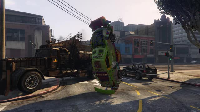 Watch and share Arena Wars GIFs and Gta Online GIFs by kaneinencanto on Gfycat
