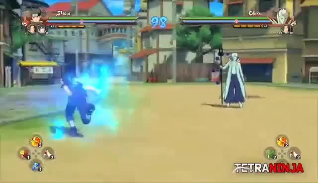 Watch and share Naruto Ultimate Ninja Storm 4 Gameplay - Uchiha Shisui Awakening & Ultimate Jutsu GIFs on Gfycat