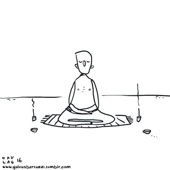 Watch Meditation GIF on Gfycat. Discover more related GIFs on Gfycat