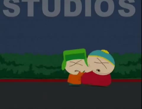 Watch and share Cartman GIFs and Kyle GIFs on Gfycat