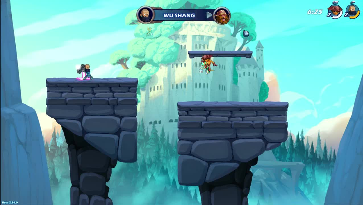brawlhalla, Totally Intentional 0 to death GIFs