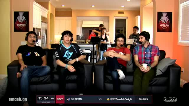 PPMD vs Swedish Delight - Singles - Smash Summit