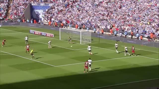Watch Bobby's Goal! GIF on Gfycat. Discover more Bobby Zamora (Football Player), Football, Football (Sport), Match winning goal, Premier League (Organization), QPR, Queens Park Rangers F.C. (Professional Sports Team), Rangers, Rs, Sports (Industry), Wembley, amazing, winner, winning GIFs on Gfycat