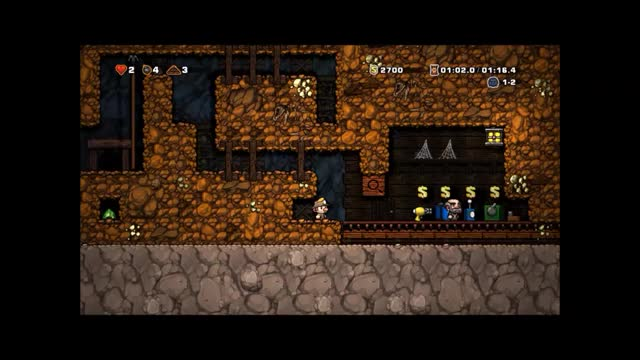 Watch and share Spelunky Safe GIFs on Gfycat