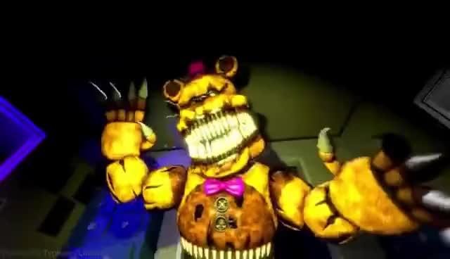 Best Nightmare Fnaf GIFs   Gfycat