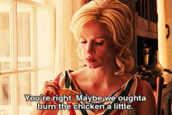 Watch and share () The Help  Gif  Jessica Chastain  Celia Foote GIFs on Gfycat