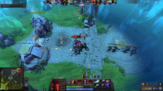 Watch and share Bloodseeker GIFs and Closecall GIFs by daadimooch on Gfycat