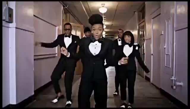 Watch and share Janelle Monae GIFs and Tightrope GIFs on Gfycat