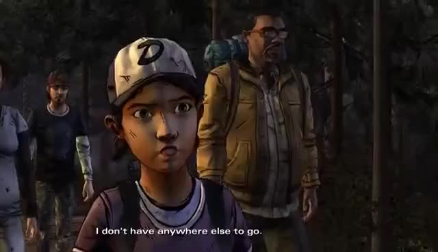 Watch this trending GIF on Gfycat. Discover more clementine, twdg GIFs on Gfycat