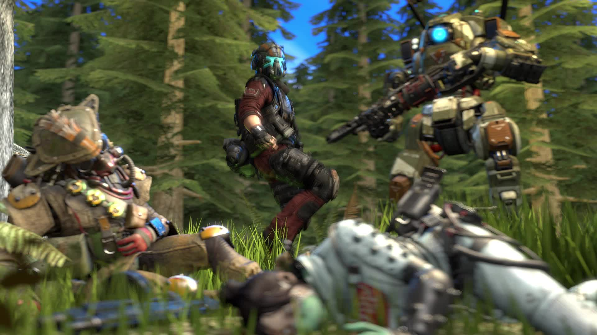 Apex Legends, Titanfall, Titanfall 2, How to Make Two Fandoms Instantly Hate You GIFs
