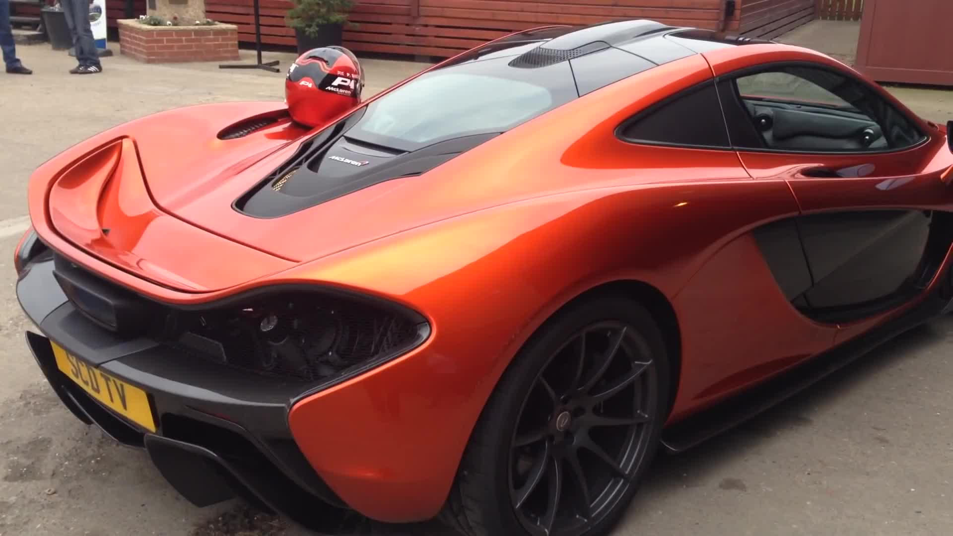 mclaren p1 switching to race mode gif | find, make & share gfycat gifs