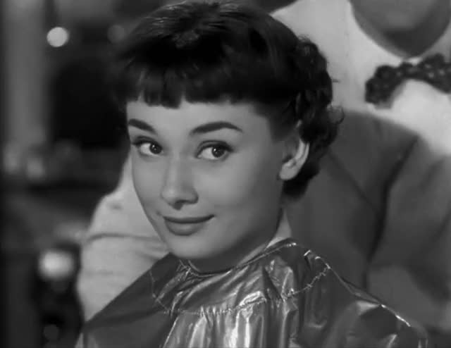 Watch and share Audrey Hepburn GIFs by shapesus on Gfycat