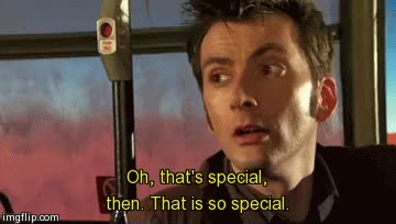 Watch that special GIF on Gfycat. Discover more david tennant GIFs on Gfycat