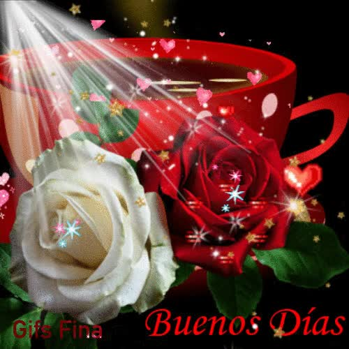 Watch and share ¡Buenos Días! GIFs on Gfycat