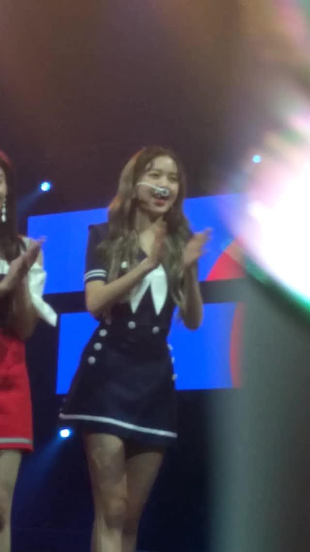 Watch wonyoung kcon GIF by @jian890 on Gfycat. Discover more related GIFs on Gfycat
