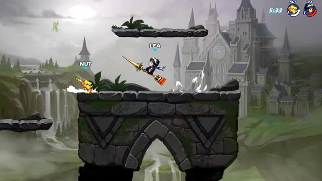 Watch and share Brawlhalla GIFs by Nutty Nut on Gfycat