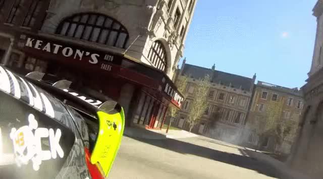 Watch and share Gymkhana 4 Array Shot GIFs on Gfycat