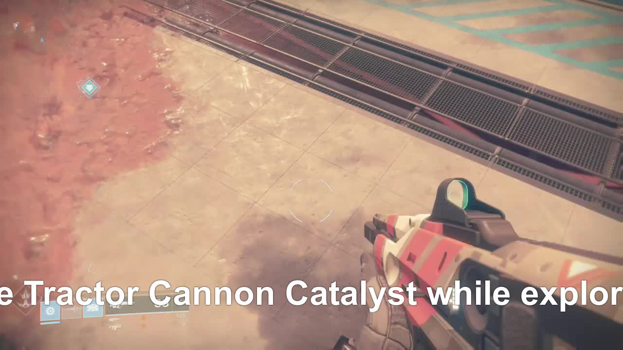 tractor cannon catalyst