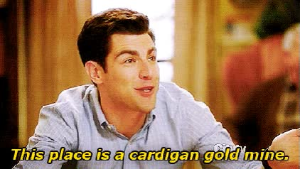 Watch and share Max Greenfield GIFs on Gfycat