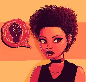 Watch and share I Recently Learned How To Make Pixel(ish) Art In Photoshop :D GIFs on Gfycat