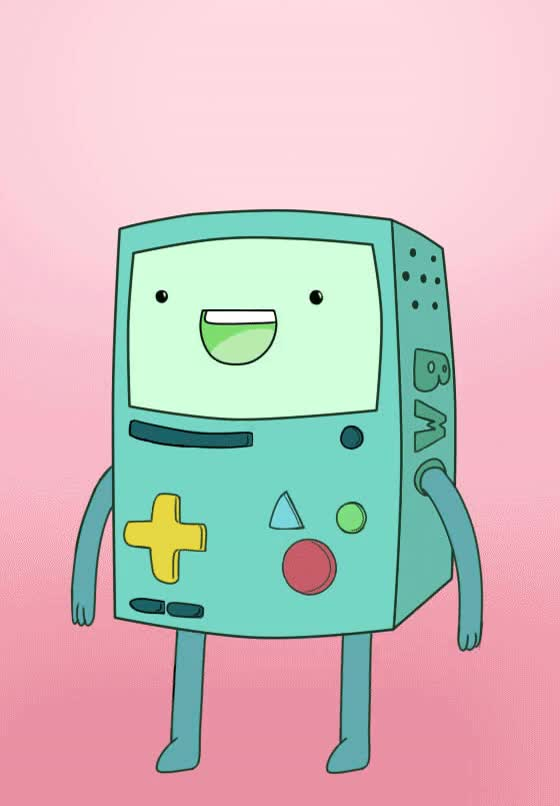 Watch and share GIF - Dancing BMO By Crescent-S GIFs on Gfycat