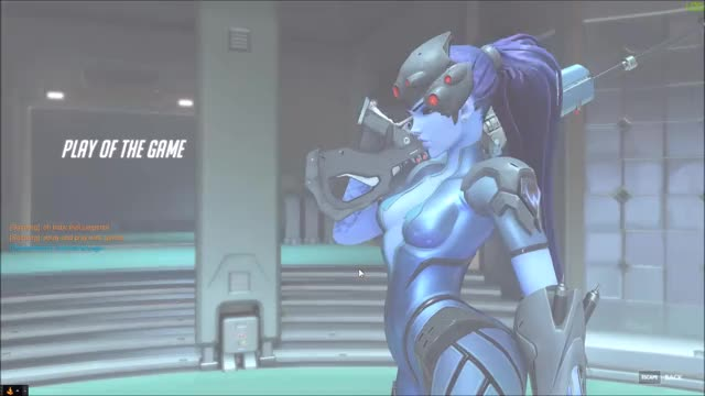 Watch and share Overwatch GIFs and Gamingpc GIFs by nachodorito on Gfycat
