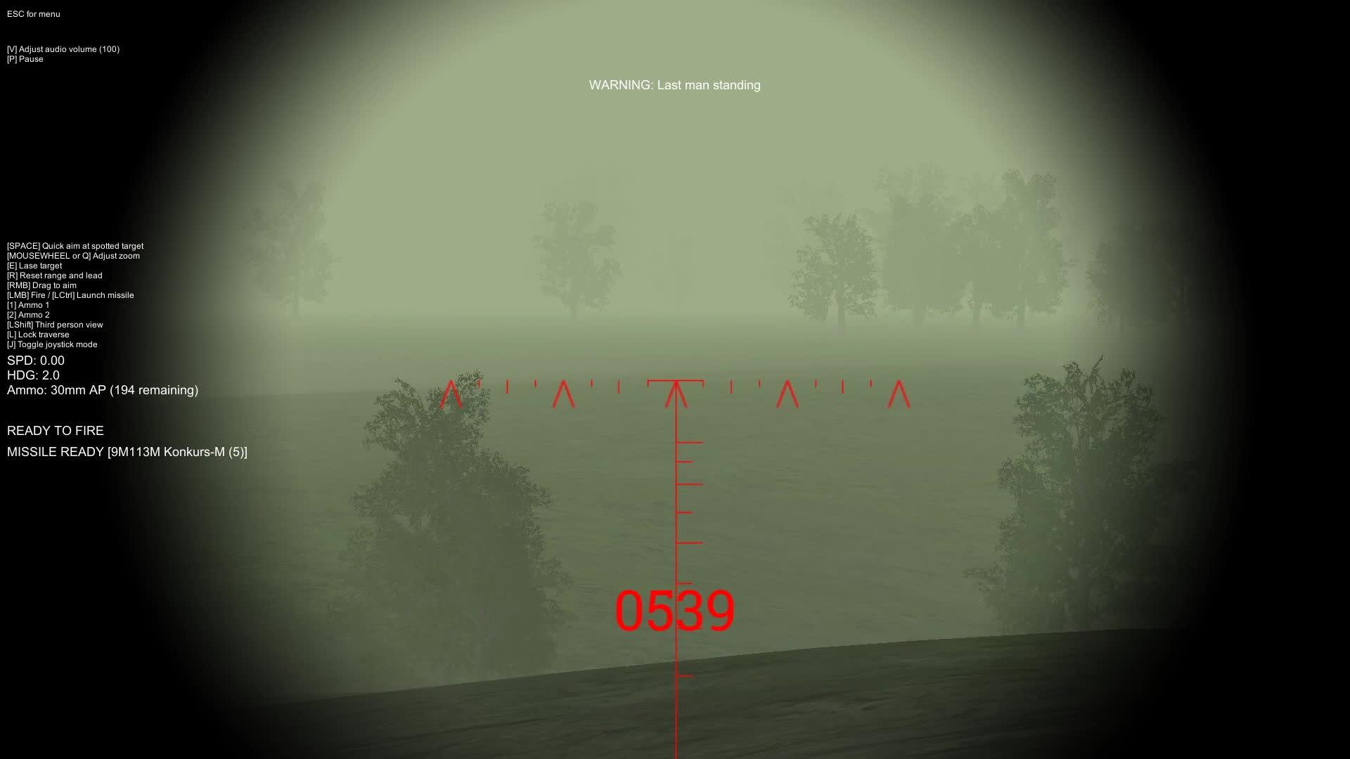 tanks, unity, unity3d, Konkurs-M ATGM kill (Unity3D | ActionScripter9109) GIFs