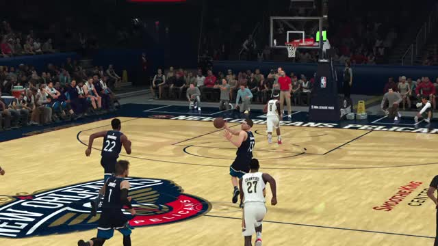 Watch NBA 2K18_20170917182523 GIF on Gfycat. Discover more related GIFs on Gfycat