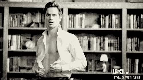 Watch neal caffrey GIF on Gfycat. Discover more related GIFs on Gfycat